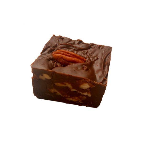 Chocolate Pecan Fudge