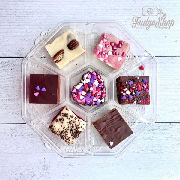 Valentines Fudge